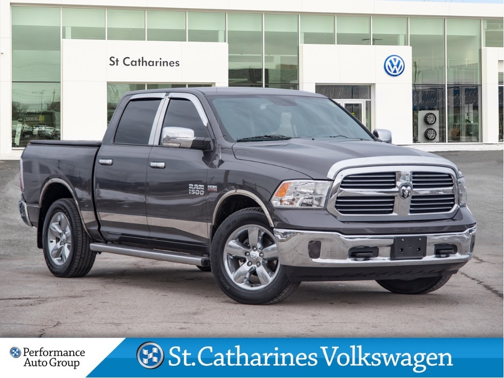 Pre-Owned 2015 Ram 1500 BIG HORN 4X4 NAV RUNNING BOARDS CAMERA