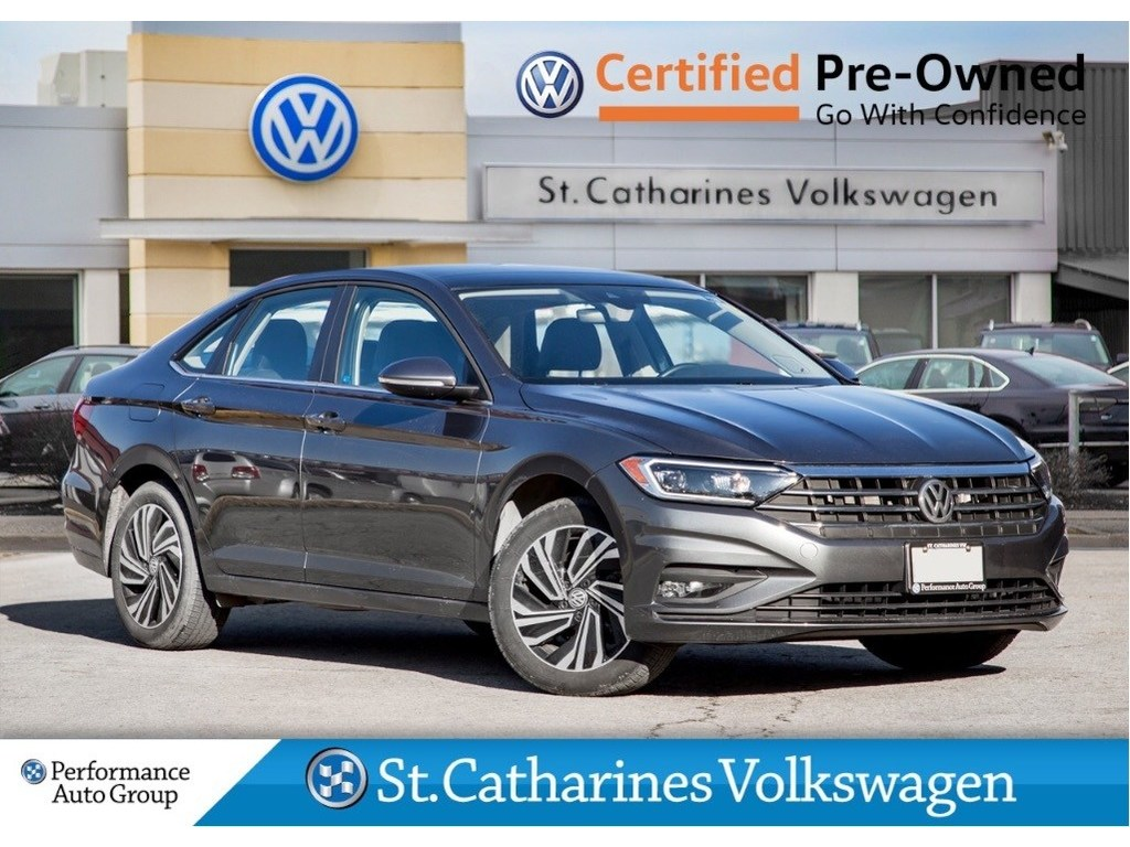 Certified Pre-Owned 2019 Volkswagen Jetta CERTIFIED PRE-OWNED DRIVERS ASSIST NAV