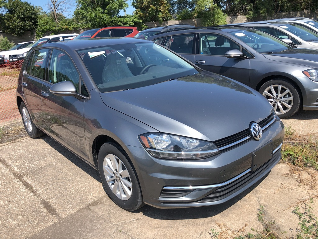 New 2019 Volkswagen Golf 5-Dr 1.4T Comfortline 6sp