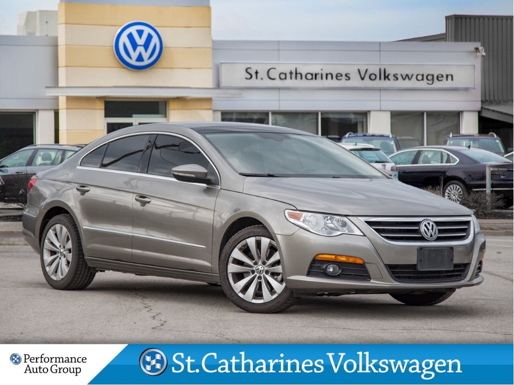 Pre-Owned 2011 Volkswagen CC Sportline **JUST ARRIVED**