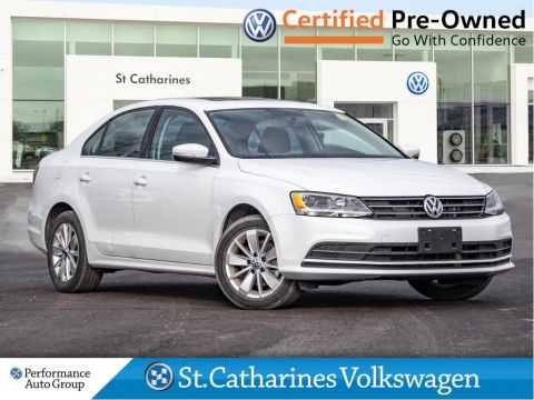 Pre-Owned 2016 Volkswagen Jetta Sedan