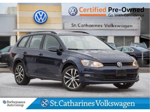 Certified Pre-Owned 2016 Volkswagen Golf
