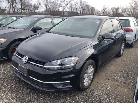 Certified Pre-Owned 2018 Volkswagen Golf